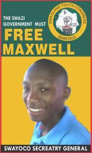 Free Maxwell Swayoco